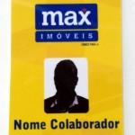 CRACHÁ MAX IMOVEIS